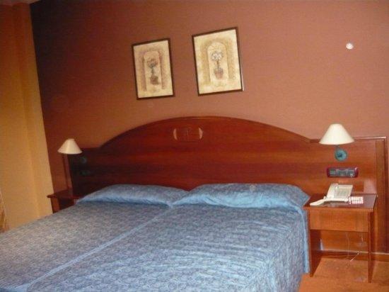 Hotel Torreón: nuestra habitacion