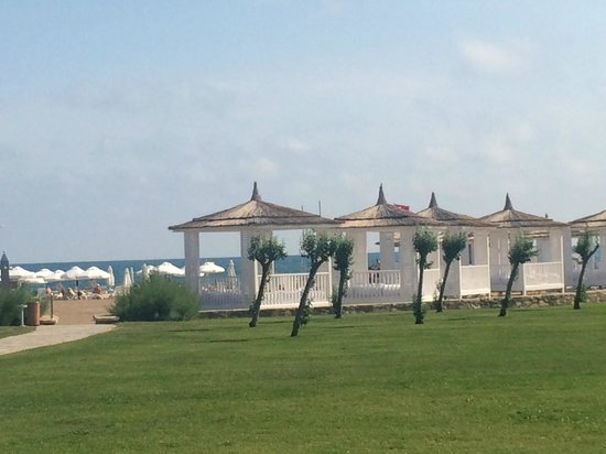 Barut Lara: Beach Huts 50 Euros for the day