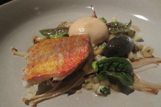 Shane's Restaurant: Wonderful Fish Starter- Great Creation
