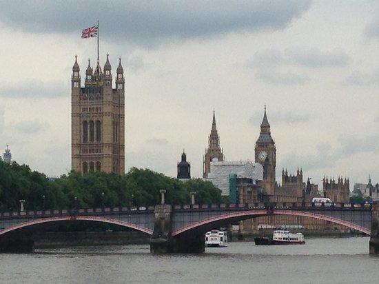 Park Plaza London Riverbank: house of parliament