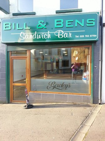Bill & Bens Sandwich Bar