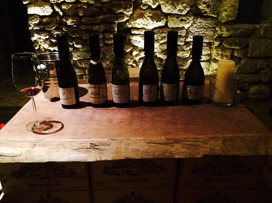 Les Caves Saint Charles: our private tasting selection