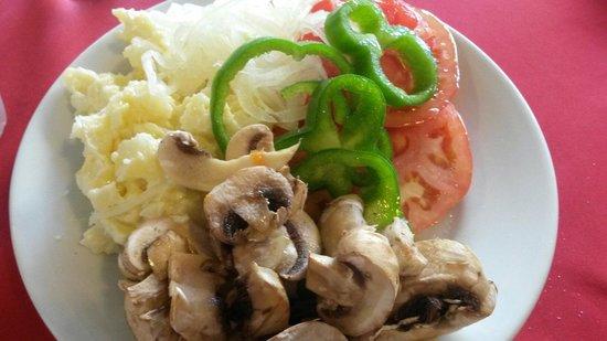 Barranco: Carrinho de saladas