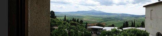 Il Chiostro di Pienza: Gorgeous view