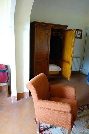 Il Chiostro di Pienza: Room