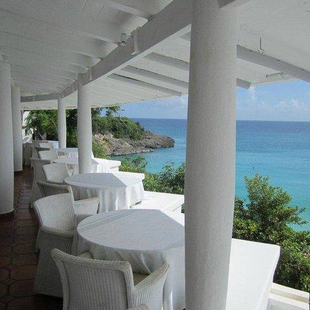 Belmond La Samanna : The main restaurant