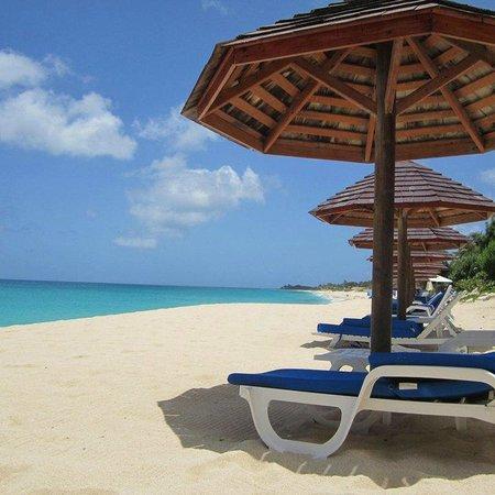 Belmond La Samanna: Beach - Again, perfect!