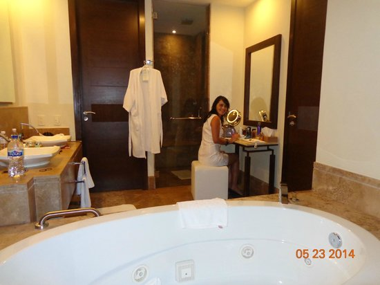 Grand Velas Riviera Maya: Baño