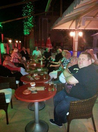 Ercanhan Hotel: Oscars bar