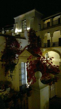 Las Casas de La Juderia : Di notte