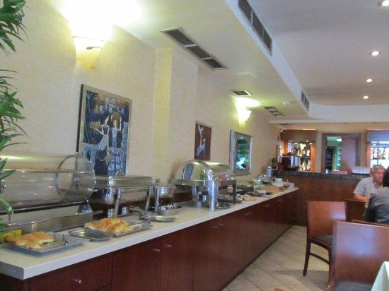 Plaza Hotel: Dinning room