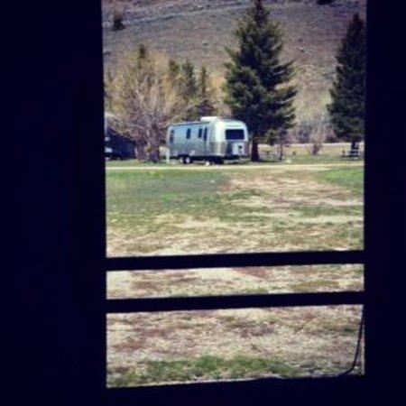 Slide Inn : Site 7 from Cabin 6