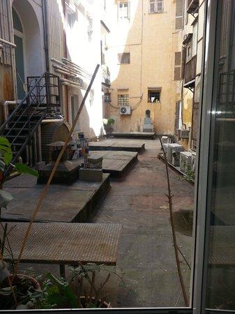 Hotel Trevi Collection: vue des chambres sur cour