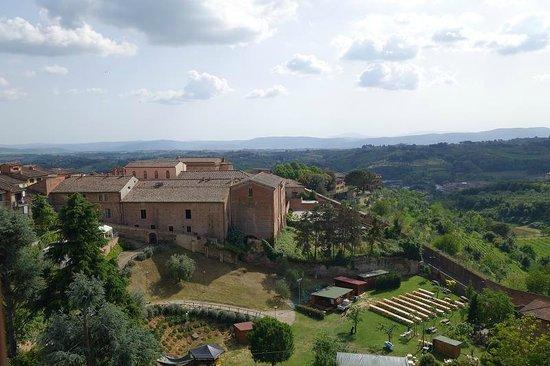 Il Chiostro del Carmine : Gorgeous view