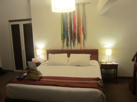 Tierra Viva Cusco Centro : bed