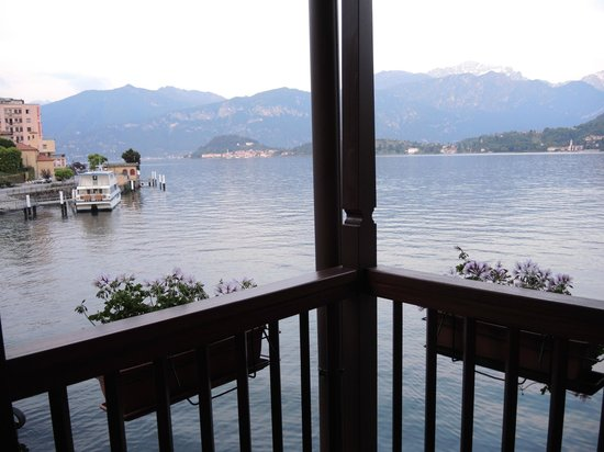 Hotel La Darsena: View from one of our two balconies