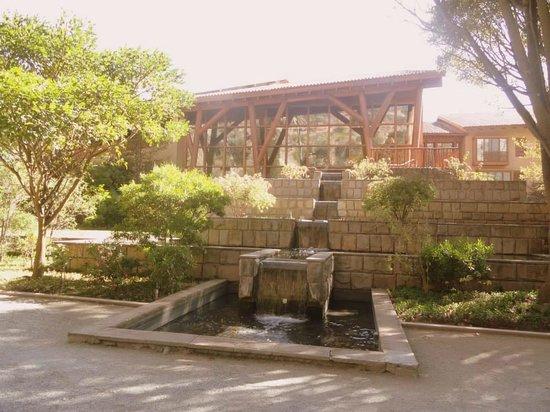 Tambo del Inka, A Luxury Collection Resort & Spa, Valle Sagrado: jardin