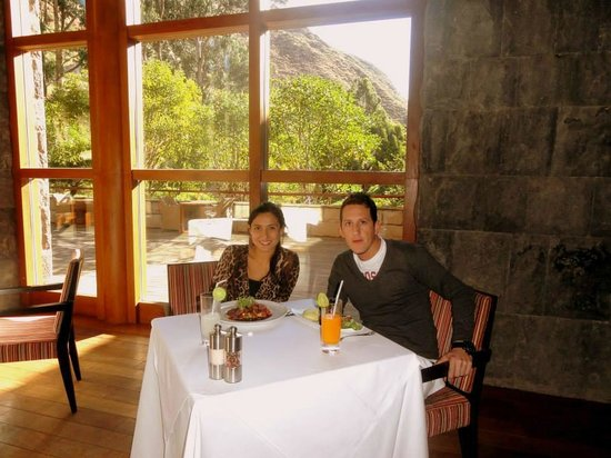 Tambo del Inka, a Luxury Collection Resort & Spa: comedor