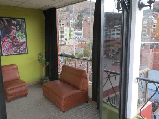Hotel Conde de Lemos: Suite 606