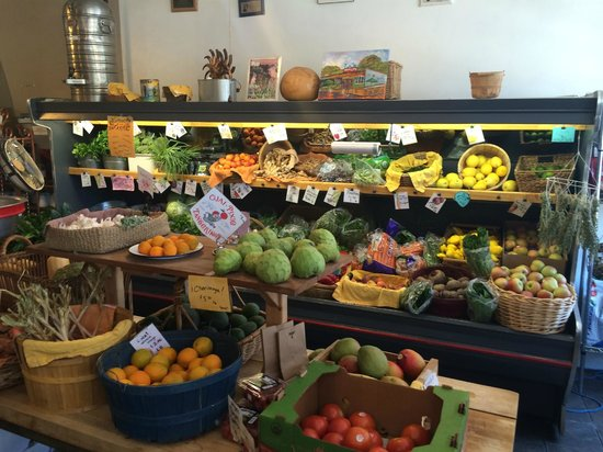 The Farmer and The Cook: Farmer & Cook's delightful selection of local and organic produce