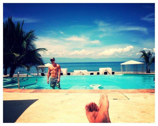 Casa Velas : Private ocean club at your disposal!