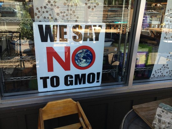 The Farmer and The Cook: This business is not afraid to say it: they don't support GMOs