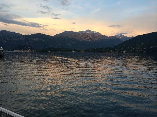 Hotel La Darsena : Beautiful sunset