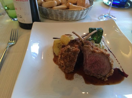 Hotel La Darsena: Dinner
