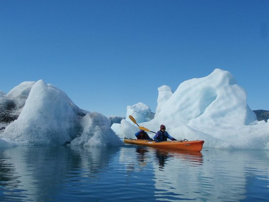 Anadyr Adventures Sea Kayaking and Hiking