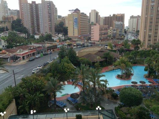 Melia Benidorm: View from room