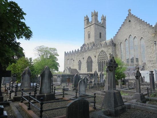 St. Mary's Cathedral: Cathedral and Cemetery Grounds
