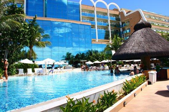 SERHS Natal Grand Hotel: piscina