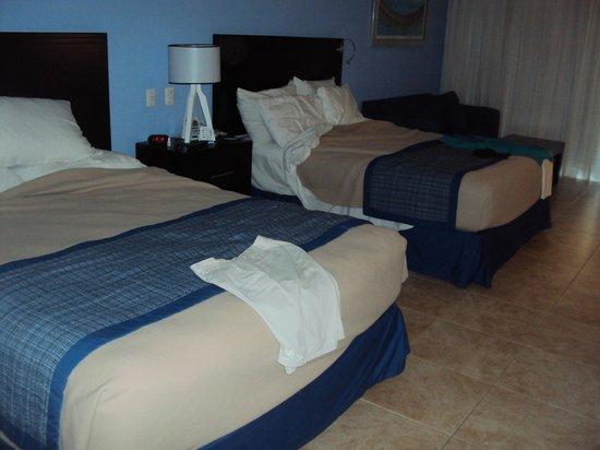 Ocean Blue & Sand: habitación