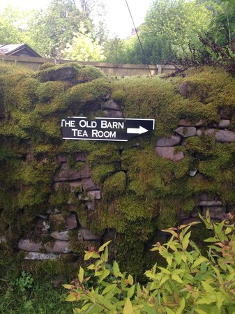 The Old Barn Tea Room: Directions