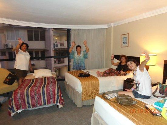 Plaza Paitilla Inn: En la habitación