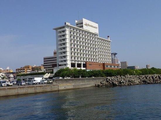 BEST WESTERN Rembrandt Hotel Kagoshima Resort : ホテル外観