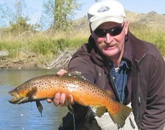 Backcountry Angler: Nice fish