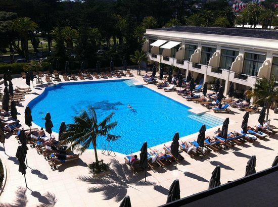 Palacio Estoril Hotel, Golf and Spa : from our room