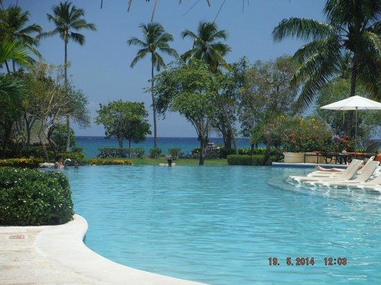 Dreams La Romana: la piscine du club preferred