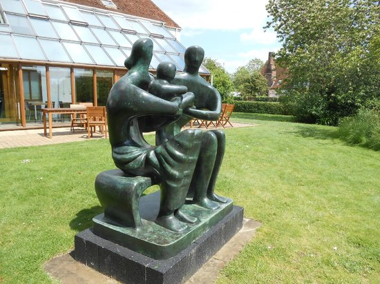 The Henry Moore Foundation: .