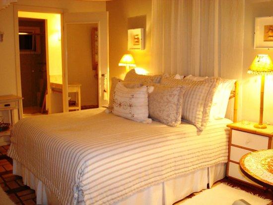 Quinta do Bucanero Hotel de Charme: Suite em que fiquei: sonho