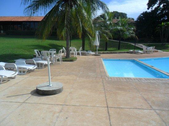 Aguas de Santa Barbara Resort Hotel : piscina infantil