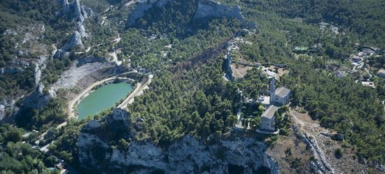 Camping la Vallee Heureuse: Situation