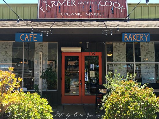 The Farmer and The Cook: Farmer & The Cook Storefront