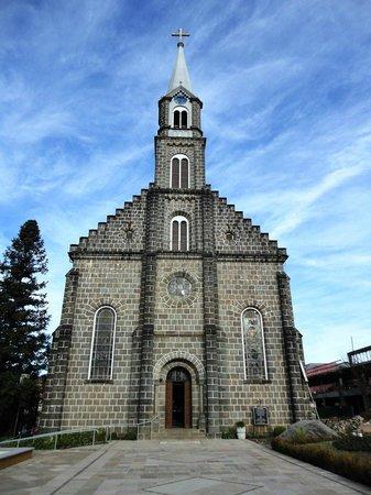 Igreja Matriz Sao Pedro Apostolo : Destaque na paisagem