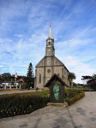 Igreja Matriz Sao Pedro Apostolo: Destaque na paisagem