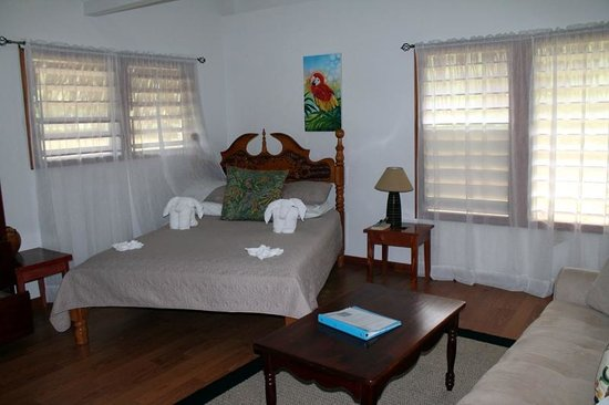 Bocawina Rainforest Resort & Adventures: Middle priced lodging