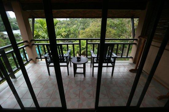 Railay Princess Resort and Spa: Railay Princess Resort - Krabi - Thailand - Wandervibes - balconey