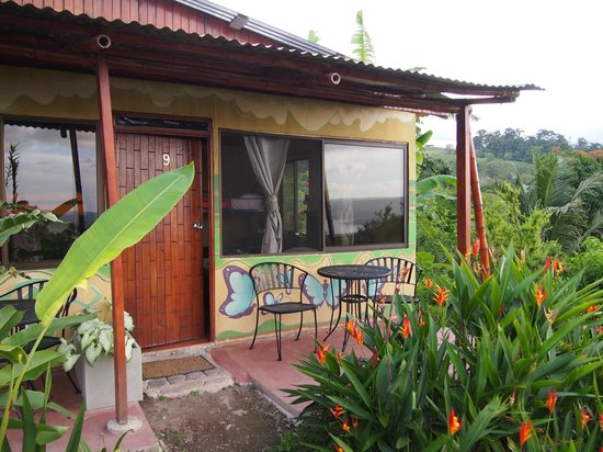 Essence Arenal Boutique Hostel : Our room