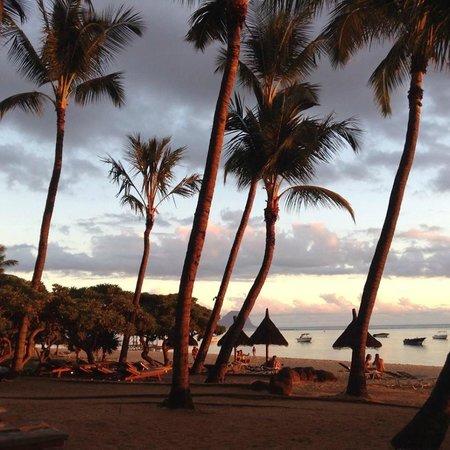 La Pirogue Mauritius: Sunset
